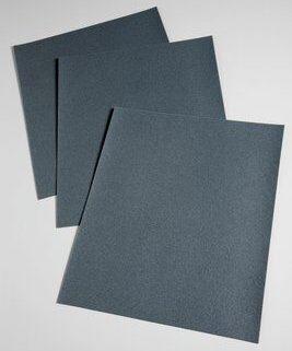 Sandpaper for sharpening edge tools