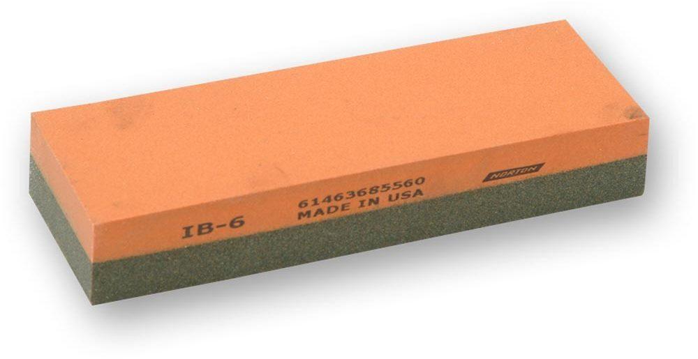 Norton India oilstone for sharpening edge tools