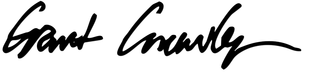 Grant Crawley Signature