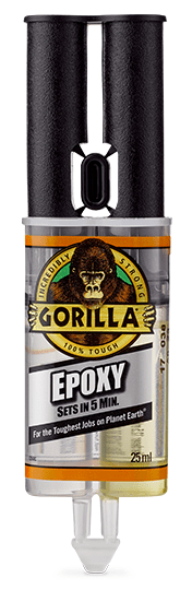 Gorilla epoxy glue